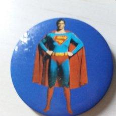 Coleccionismo Cromos antiguos: 1 CHAPA ORIGINAL DE LA PELICULA SUPERMAN CHAPI CHAP. Lote 98853359