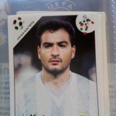 Coleccionismo Cromos antiguos: Nº 215 JOSE SERRIZUELA ARGENTINA (ITALIA 90) **WORLD CUP STORY** PANINI NUEVO NUNCA PEGADO. Lote 99051775
