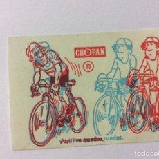 Coleccionismo Cromos antiguos: CROMO MÁGICO CROPAN Nº 73. Lote 99418927