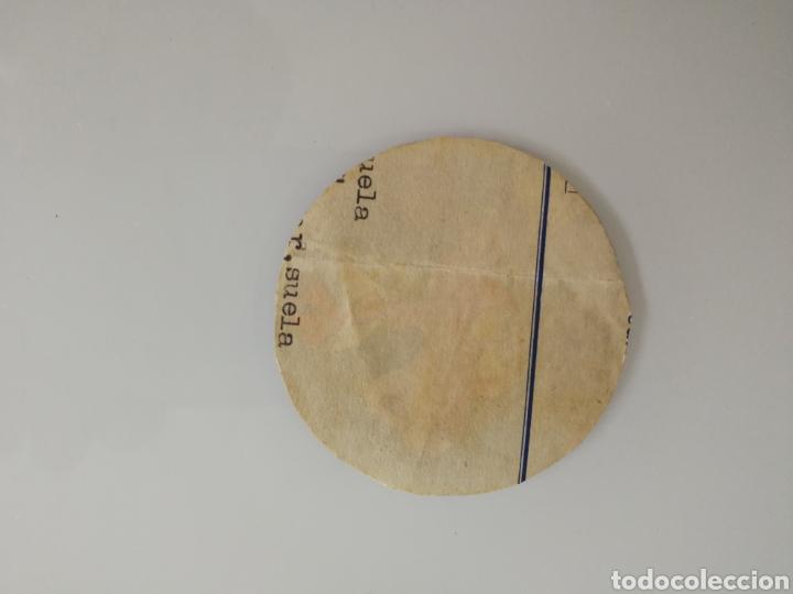 Coleccionismo Cromos antiguos: CROMO PEGATINA REDONDO PANTERA ROSA - Foto 3 - 99834604