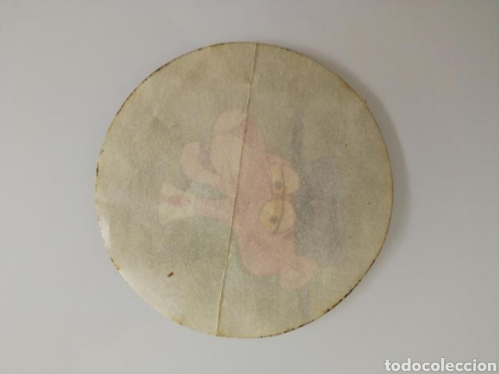 Coleccionismo Cromos antiguos: CROMO PEGATINA REDONDO DE LA PANTERA ROSA SIN PEGAR - Foto 3 - 99838535