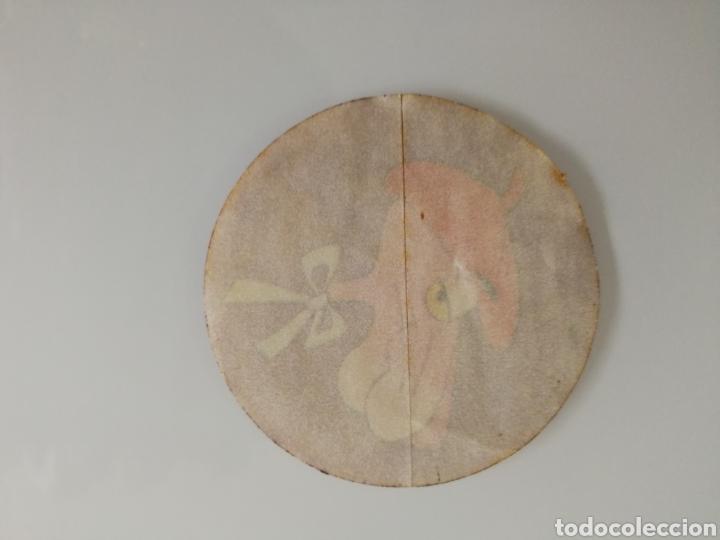 Coleccionismo Cromos antiguos: CROMO PEGATINA REDONDO DE LA PANTERA ROSA SIN PEGAR - Foto 3 - 99838858