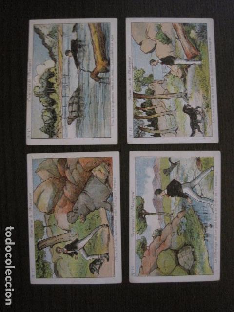 Coleccionismo Cromos antiguos: AVENTURAS DE MASAGRAN - COLECCION 30 CROMOS-COL. COMPLETA -VER FOTOS -(CR-1033) - Foto 9 - 101645215