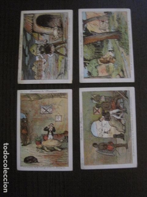Coleccionismo Cromos antiguos: AVENTURAS DE MASAGRAN - COLECCION 30 CROMOS-COL. COMPLETA -VER FOTOS -(CR-1033) - Foto 13 - 101645215