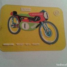 Coleccionismo Cromos antiguos: MOTOS MODERNAS CROPAN CROMO PLASTICO MOTO MONARK Nº 33. Lote 101980399