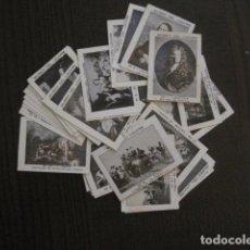 Coleccionismo Cromos antiguos: MUSEO DEL LOUVRE - COLECCION 36 CROMOS -VER FOTOS - (CR-1048). Lote 102006975