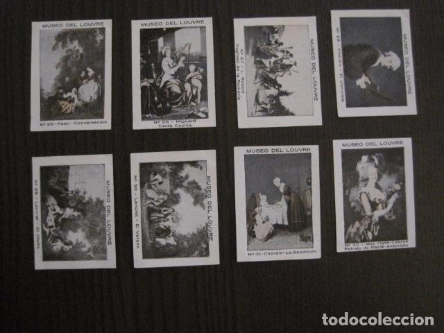Coleccionismo Cromos antiguos: MUSEO DEL LOUVRE - COLECCION 36 CROMOS -VER FOTOS - (CR-1048) - Foto 7 - 102006975
