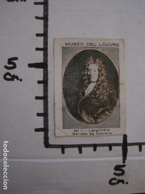 Coleccionismo Cromos antiguos: MUSEO DEL LOUVRE - COLECCION 36 CROMOS -VER FOTOS - (CR-1048) - Foto 10 - 102006975