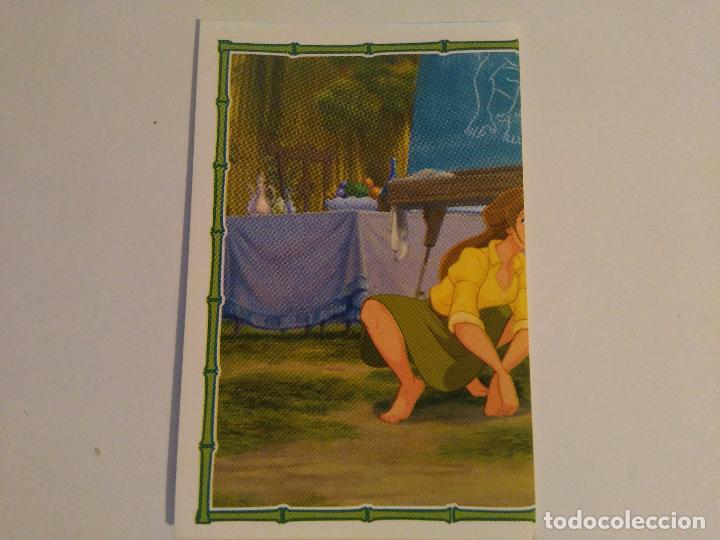 CROMO TARZÁN #176 - PANINI - SIN PEGAR (Coleccionismo - Cromos y Álbumes - Cromos Antiguos)