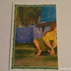 Coleccionismo Cromos antiguos: CROMO TARZÁN #176 - PANINI - SIN PEGAR. Lote 102826727