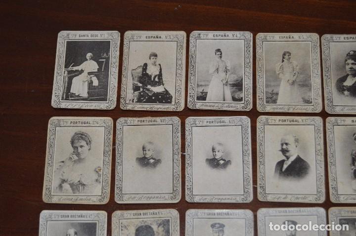 Coleccionismo Cromos antiguos: GRAN LOTE DE 51 CROMOS O FOTOTIPIAS DE CAJAS DE CERILLAS - DE LA SERIE 9 - MUY ANTIGUOS - HAZ OFERTA - Foto 2 - 103780839