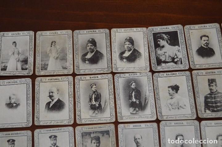Coleccionismo Cromos antiguos: GRAN LOTE DE 51 CROMOS O FOTOTIPIAS DE CAJAS DE CERILLAS - DE LA SERIE 9 - MUY ANTIGUOS - HAZ OFERTA - Foto 3 - 103780839