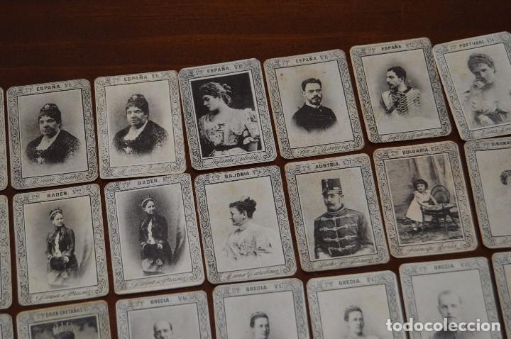 Coleccionismo Cromos antiguos: GRAN LOTE DE 51 CROMOS O FOTOTIPIAS DE CAJAS DE CERILLAS - DE LA SERIE 9 - MUY ANTIGUOS - HAZ OFERTA - Foto 4 - 103780839