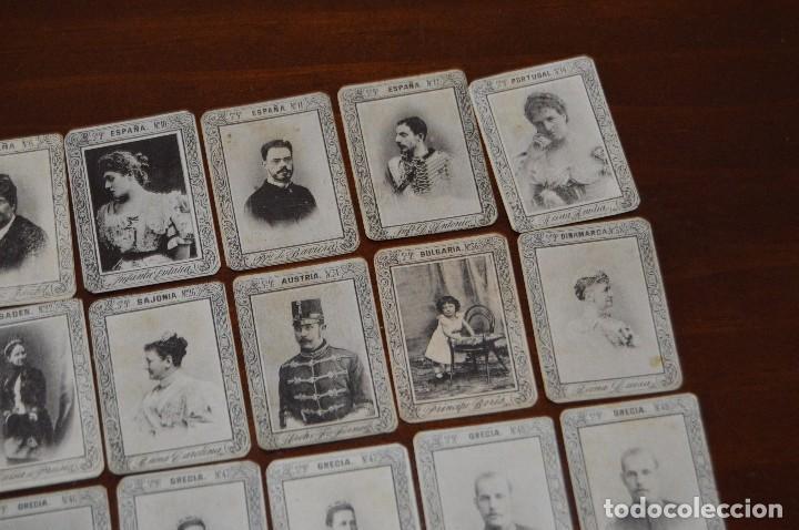 Coleccionismo Cromos antiguos: GRAN LOTE DE 51 CROMOS O FOTOTIPIAS DE CAJAS DE CERILLAS - DE LA SERIE 9 - MUY ANTIGUOS - HAZ OFERTA - Foto 5 - 103780839