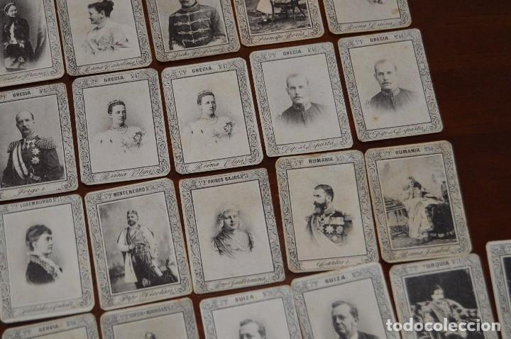 Coleccionismo Cromos antiguos: GRAN LOTE DE 51 CROMOS O FOTOTIPIAS DE CAJAS DE CERILLAS - DE LA SERIE 9 - MUY ANTIGUOS - HAZ OFERTA - Foto 6 - 103780839