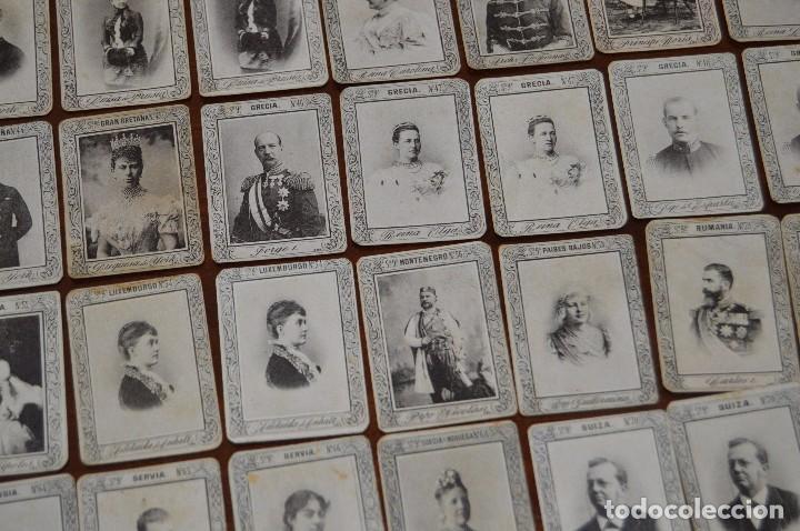 Coleccionismo Cromos antiguos: GRAN LOTE DE 51 CROMOS O FOTOTIPIAS DE CAJAS DE CERILLAS - DE LA SERIE 9 - MUY ANTIGUOS - HAZ OFERTA - Foto 7 - 103780839