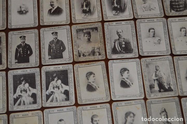 Coleccionismo Cromos antiguos: GRAN LOTE DE 51 CROMOS O FOTOTIPIAS DE CAJAS DE CERILLAS - DE LA SERIE 9 - MUY ANTIGUOS - HAZ OFERTA - Foto 8 - 103780839