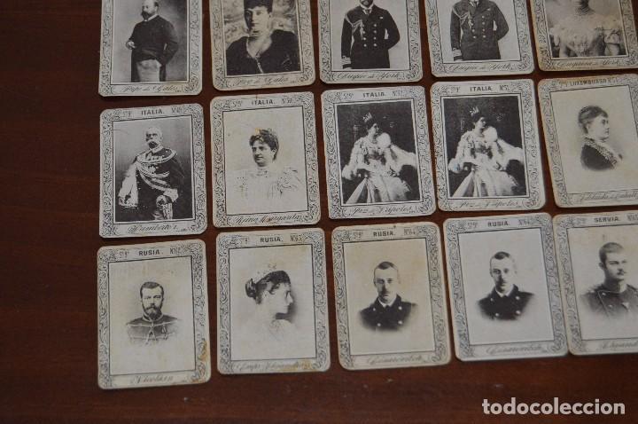 Coleccionismo Cromos antiguos: GRAN LOTE DE 51 CROMOS O FOTOTIPIAS DE CAJAS DE CERILLAS - DE LA SERIE 9 - MUY ANTIGUOS - HAZ OFERTA - Foto 10 - 103780839