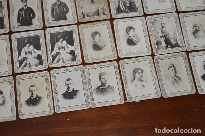 Coleccionismo Cromos antiguos: GRAN LOTE DE 51 CROMOS O FOTOTIPIAS DE CAJAS DE CERILLAS - DE LA SERIE 9 - MUY ANTIGUOS - HAZ OFERTA - Foto 11 - 103780839