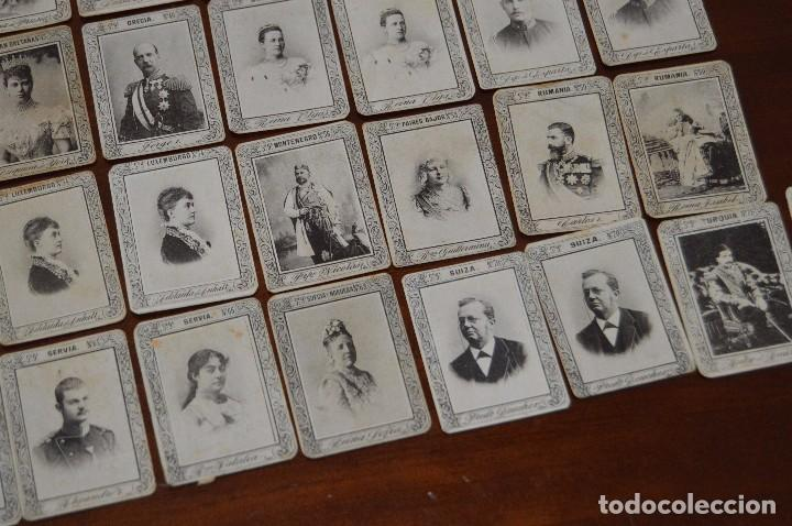 Coleccionismo Cromos antiguos: GRAN LOTE DE 51 CROMOS O FOTOTIPIAS DE CAJAS DE CERILLAS - DE LA SERIE 9 - MUY ANTIGUOS - HAZ OFERTA - Foto 12 - 103780839