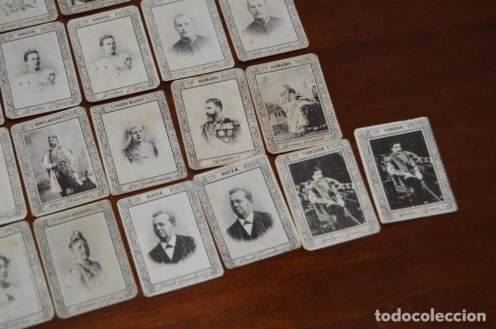 Coleccionismo Cromos antiguos: GRAN LOTE DE 51 CROMOS O FOTOTIPIAS DE CAJAS DE CERILLAS - DE LA SERIE 9 - MUY ANTIGUOS - HAZ OFERTA - Foto 13 - 103780839