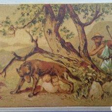 Coleccionismo Cromos antiguos: COLECCION COMPLETA 60 CROMOS CHOCOLATES. HISTORIA ROMANA.. Lote 104040808