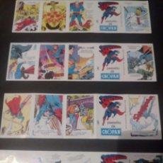 Coleccionismo Cromos antiguos: CROPAN SUPERMAN. Lote 104407644