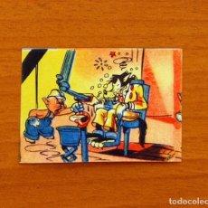 Coleccionismo Cromos antiguos: LOS TRES CERDITOS Y CAPERUCITA ROJA CONTRA EL LOBO FEROZ -CROMO, Nº 183 -BRUGUERA 1945 -NUNCA PEGADO. Lote 105244127