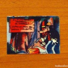 Coleccionismo Cromos antiguos: LOS TRES CERDITOS Y CAPERUCITA ROJA CONTRA EL LOBO FEROZ - CROMO, Nº 6 - BRUGUERA 1945 -NUNCA PEGADO. Lote 105245479