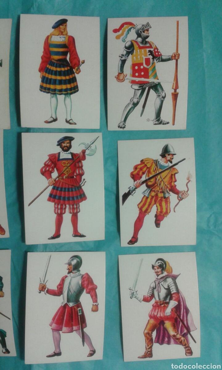 Coleccionismo Cromos antiguos: 82 Cromos historia ficcion - Foto 14 - 105752419