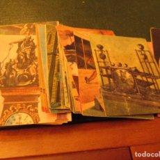 Coleccionismo Cromos antiguos: HISTORIA DEL RELOJ LOTE DE 100 TAMBIEN SUELTOS . Lote 106035743