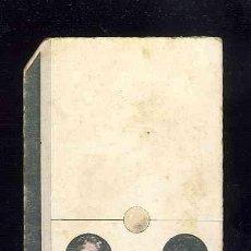 Coleccionismo Cromos antiguos: CROMO-FICHA DE CARTON GRUESO DEL DOMINO DEPORTIVO: BOXEO. ZERO-CUATRO (0-4). CHOC.BOIX. Lote 106122751