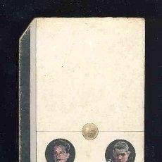 Coleccionismo Cromos antiguos: CROMO-FICHA DE CARTON GRUESO DEL DOMINO DEPORTIVO: BOXEO. ZERO-CINCO (0-5). CHOC.BOIX. Lote 106122991