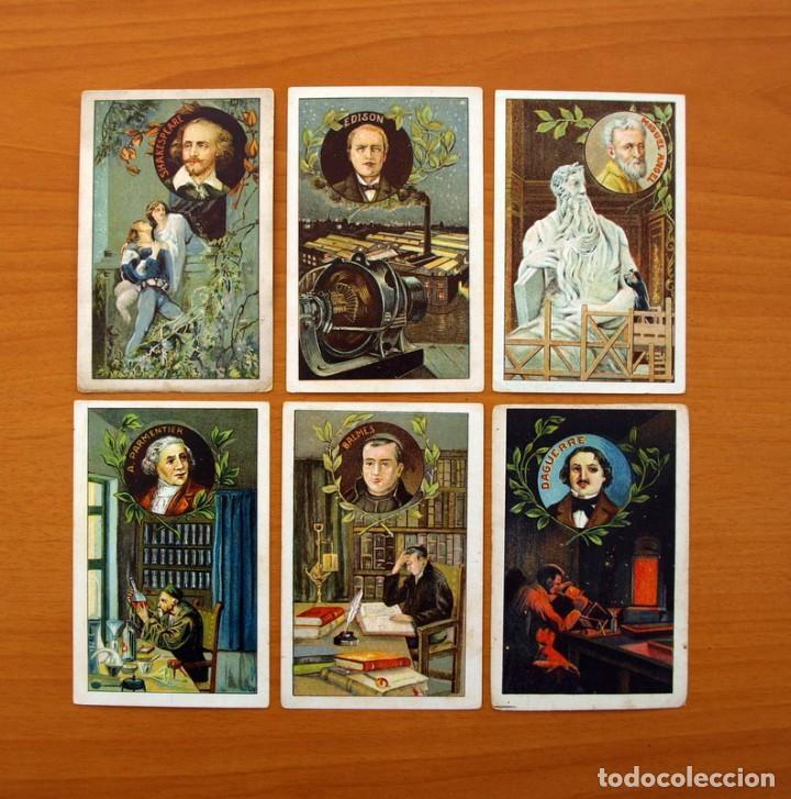 Coleccionismo Cromos antiguos: Qué seré yo? - Colección completa 25 cromos - Publicidad Chocolates y Bombones F. Camps - Foto 4 - 106130331