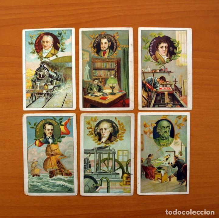 Coleccionismo Cromos antiguos: Qué seré yo? - Colección completa 25 cromos - Publicidad Chocolates y Bombones F. Camps - Foto 6 - 106130331