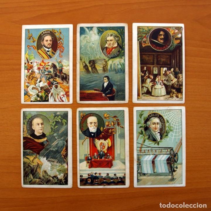Coleccionismo Cromos antiguos: Qué seré yo? - Colección completa 25 cromos - Publicidad Chocolates y Bombones F. Camps - Foto 8 - 106130331