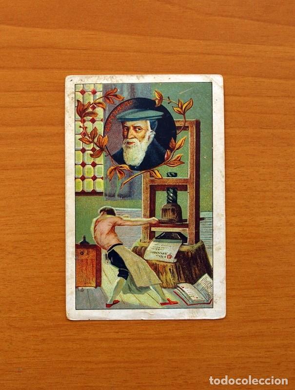 Coleccionismo Cromos antiguos: Qué seré yo? - Colección completa 25 cromos - Publicidad Chocolates y Bombones F. Camps - Foto 10 - 106130331