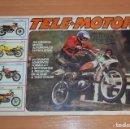 Coleccionismo Cromos antiguos: TELEMOTOR. LOTE 22 CROMOS. Lote 107964111