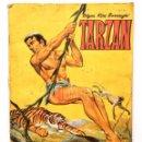 Coleccionismo Cromos antiguos: TARZAN . LOTE DE 50 CROMOS. TAMBIEN SUELTOS. Lote 107969999