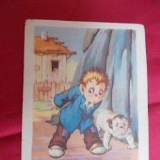 Coleccionismo Cromos antiguos: CROMO EL DETECTIVE BOBBY. Nº 33. CHOCOLATES AMATLLER. Lote 108321447