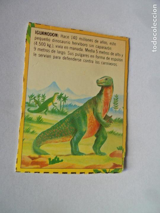 Cromo Carta Galletas Lu Dinosaurios Dinosaurus Sold Through Direct Sale 111245347 Cortador de galletas para masa de galletas, fondant, arcilla artesanal, masa de galletas, etc. comics and tebeos