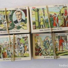 Coleccionismo Cromos antiguos: LOTE CROMOS EFEMERIDES DE FRIGO DEL Nº 5 AL 366, PRECIO UNIDAD LISTA PUBLICADA. Lote 245548215