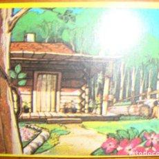 Coleccionismo Cromos antiguos: CROMO ALBUM LAS AVENTURAS DE LA ABEJA MAYA DE DANONE Nº 59 AÑO 1977 (SIN PEGAR). Lote 171186470