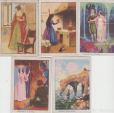 Coleccionismo Cromos antiguos: LOTE CROMOS ANTIGUOS. Lote 114303631