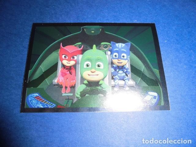 Cromo Sticker De Pj Masks Nº 159 Album Pj Buy Old Stickers At