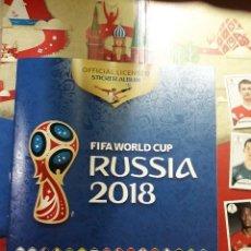 Coleccionismo Cromos antiguos: WORLD CUP RUSSIA 2018. STICKERS PANINI. Lote 117770351