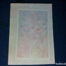 Coleccionismo Cromos antiguos: CROMO PRECINTADO PANRICO CABALLEROS DEL ZODIACO AÑO 1986 . Lote 118620395