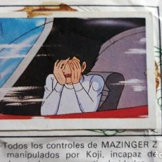 Coleccionismo Cromos antiguos: MAZINGER Z FHER N 13. Lote 118945107