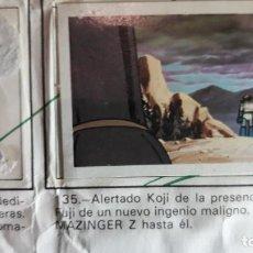 Coleccionismo Cromos antiguos: MAZINGER Z FHER N 135. Lote 118948511