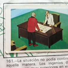 Coleccionismo Cromos antiguos: MAZINGER Z FHER N 161. Lote 118949207